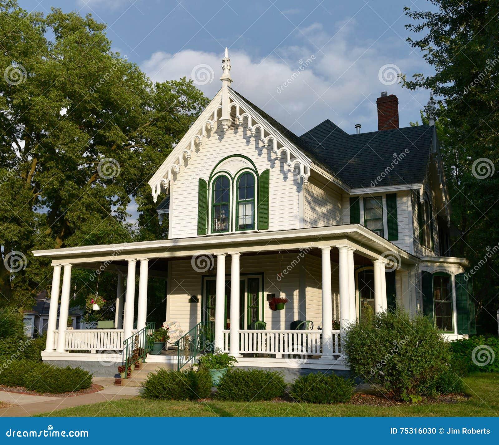 Barron House