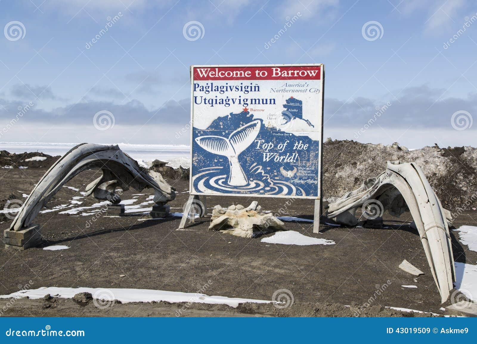 Barrow Alaska