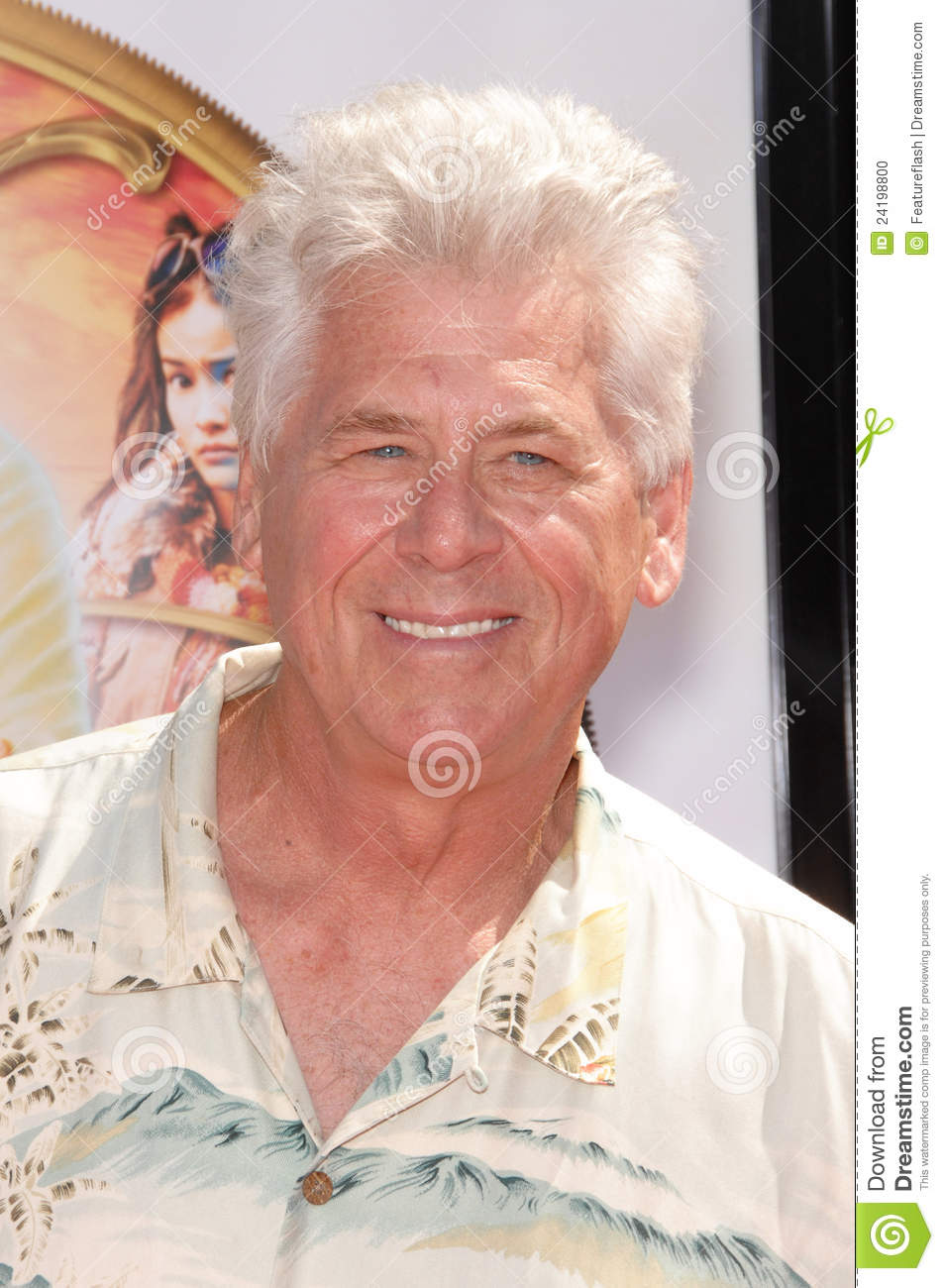 barry bostwick glee