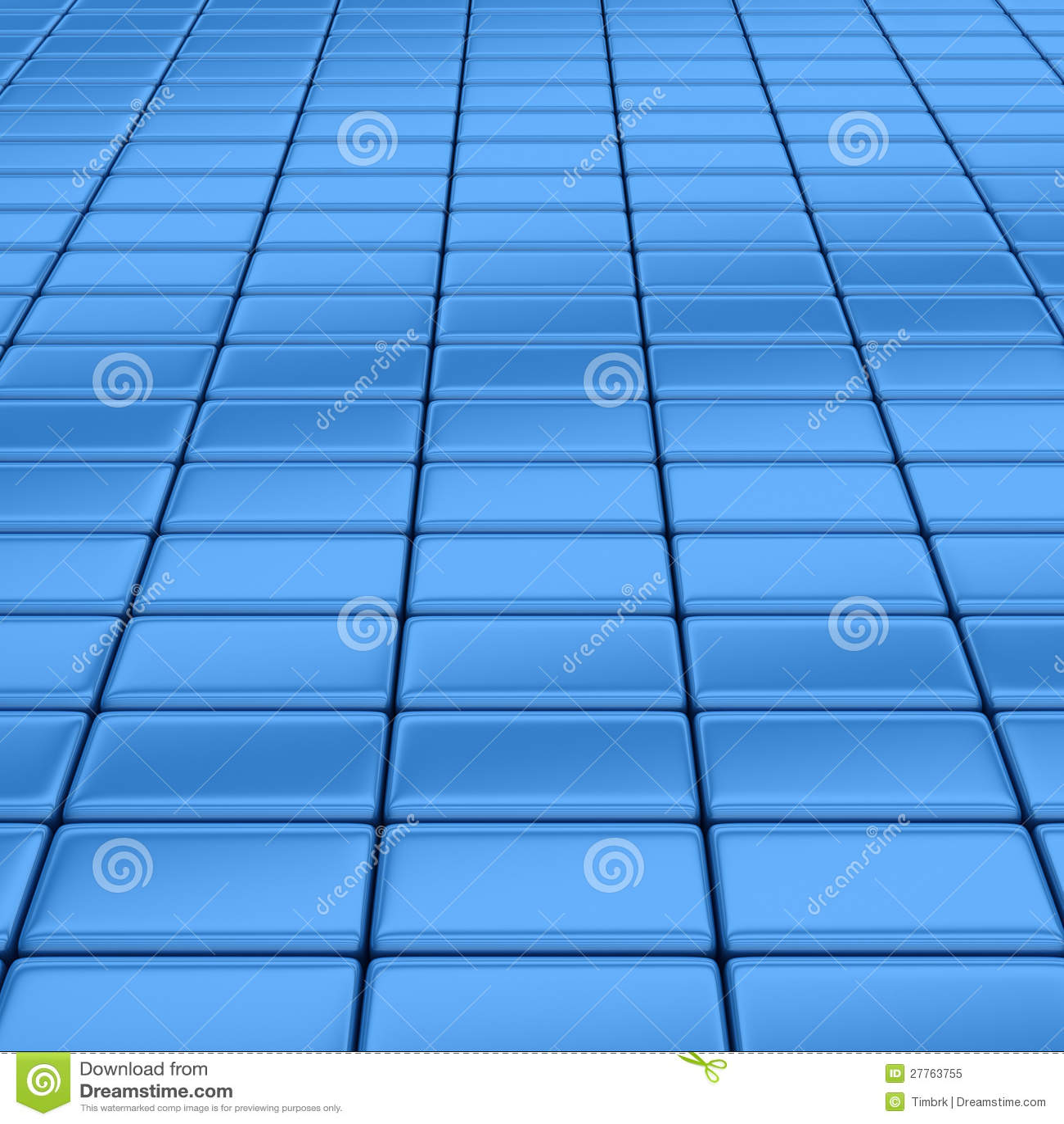 Bars bleus