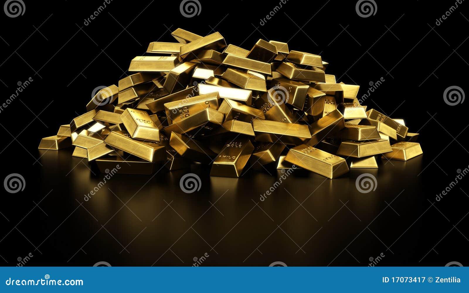 Bars guldstapeln