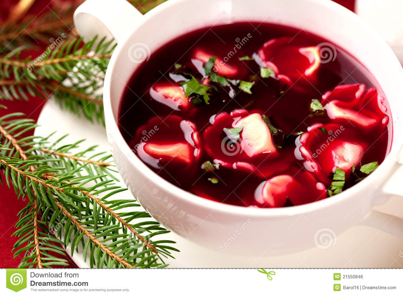Weihnachtssuppe Stock Images - 24 Photos
