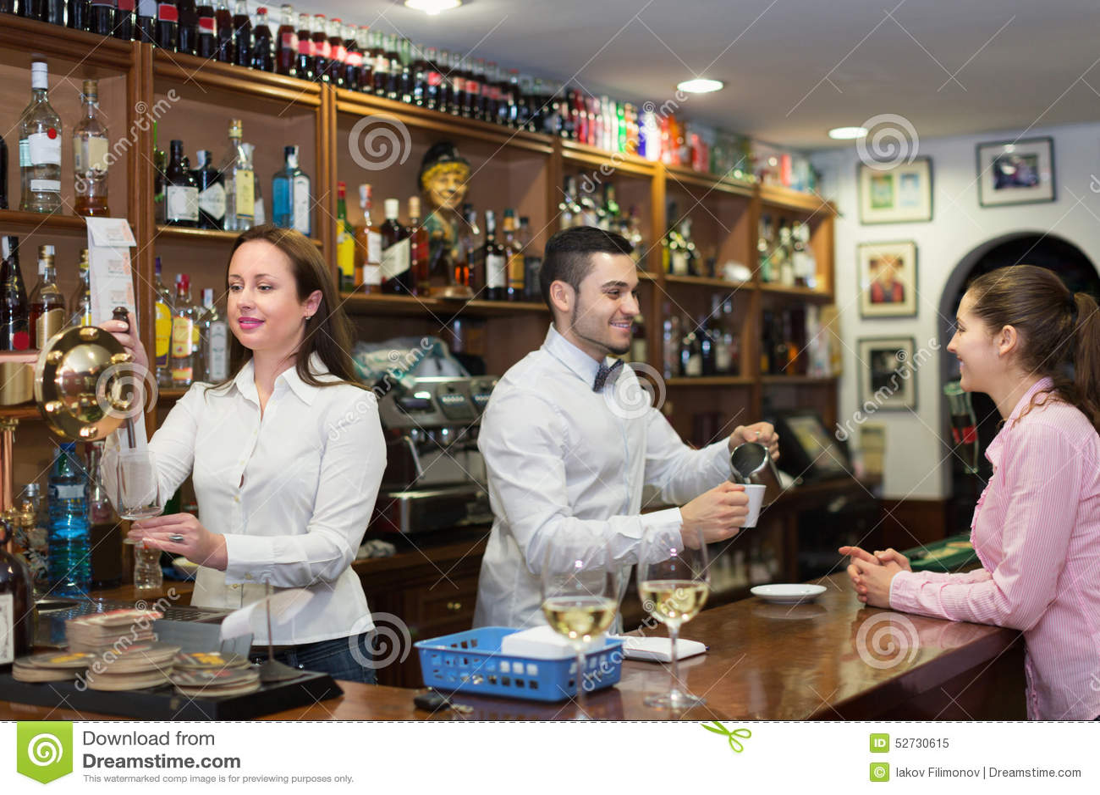 Barista Bartender