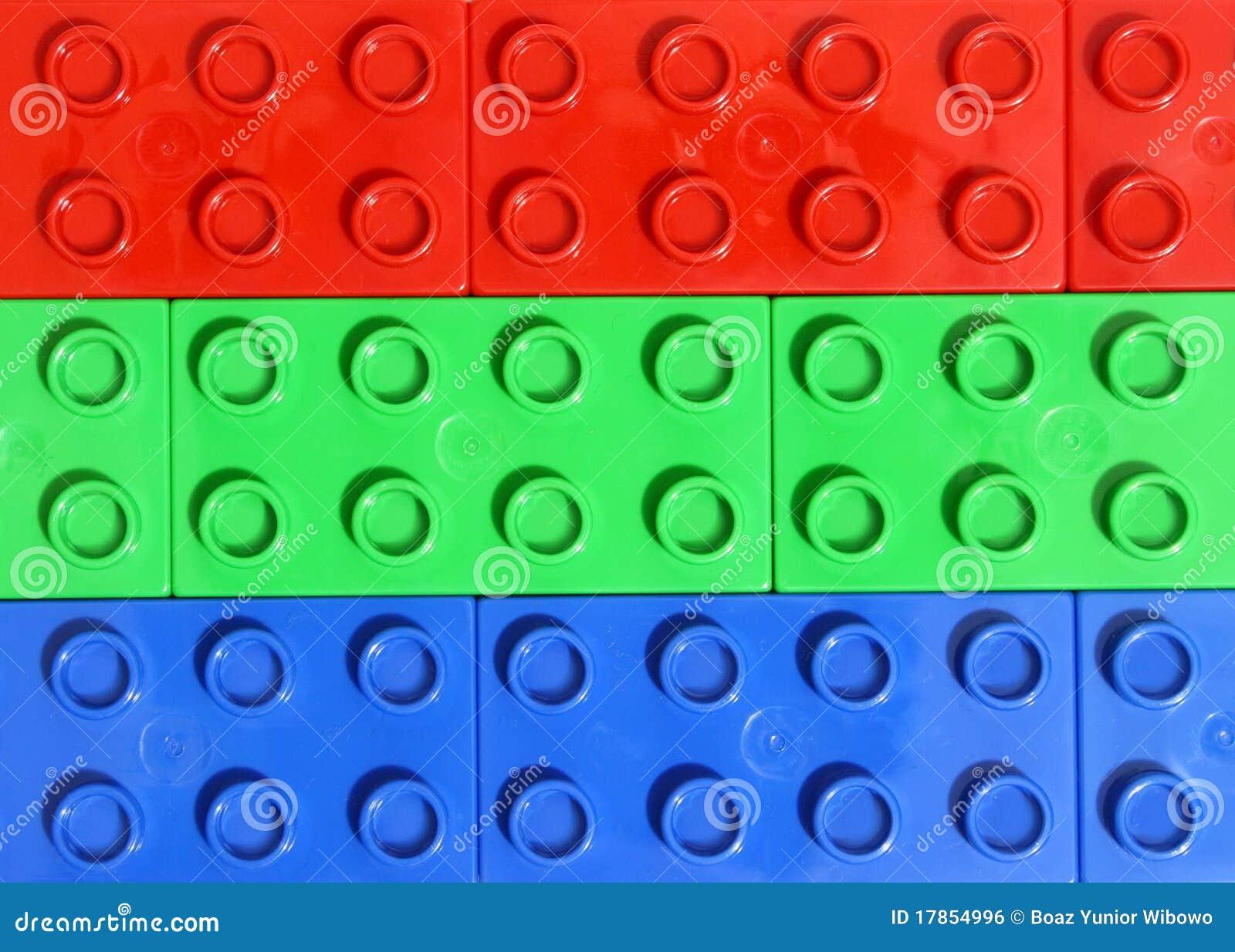 Barwi lego rgb