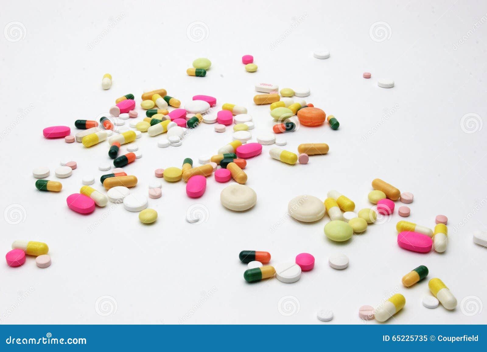 Barwi pigułki