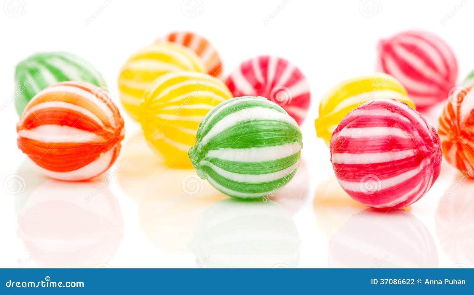 Download Barwioni cukierki zdjęcie stock. Obraz złożonej z lampasy - 37086622