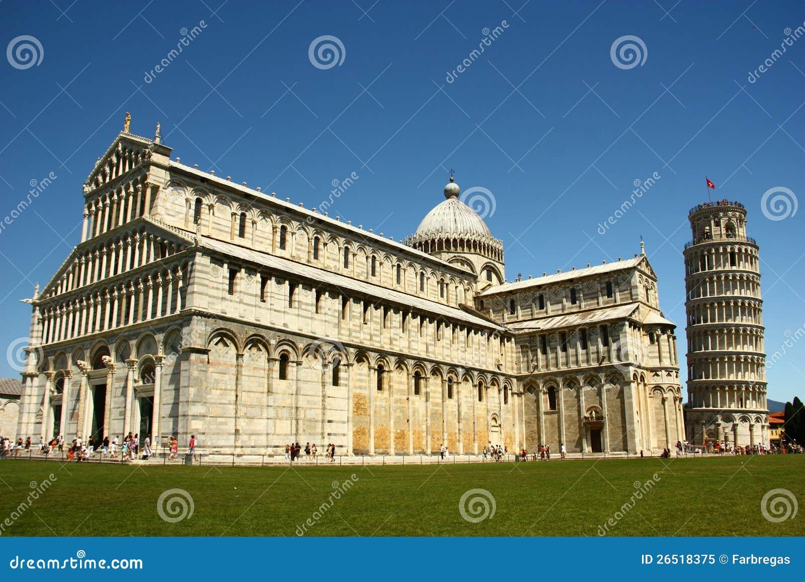 Basílica de Pisa, Pisa