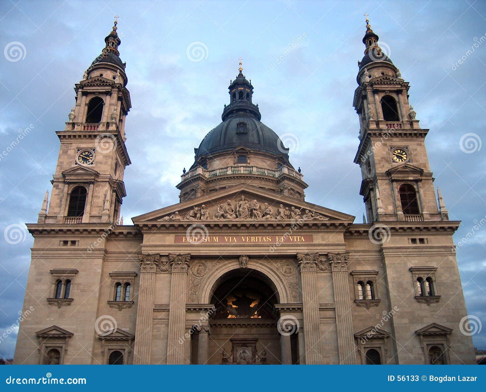 Basílica de Stephen de Saint - Budapest