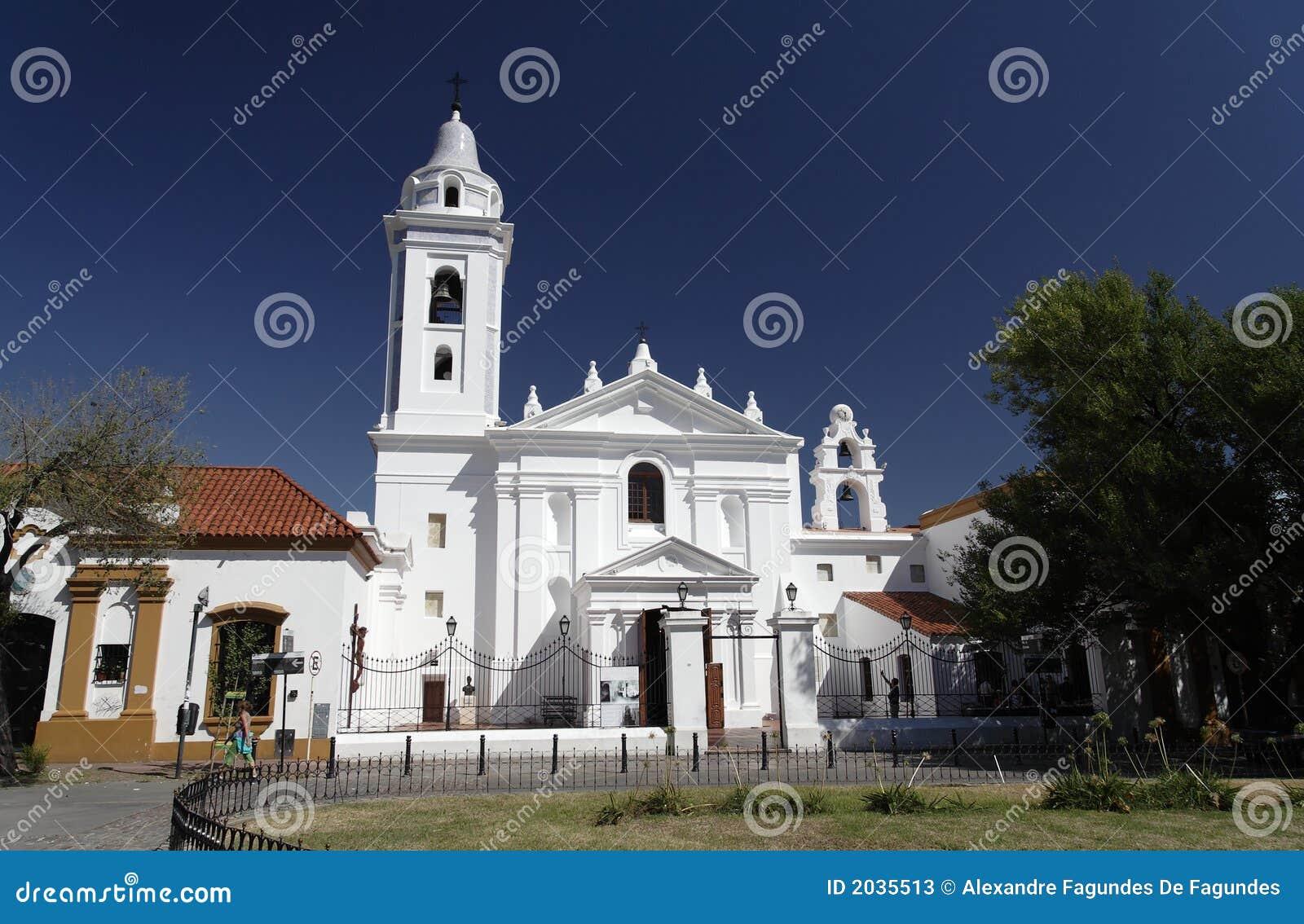 Basílica Nuestra Senhora del Pilar - Buenos Aires