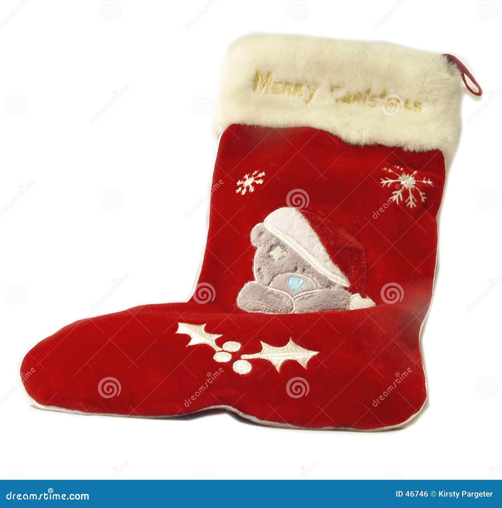 Bas de Noël
