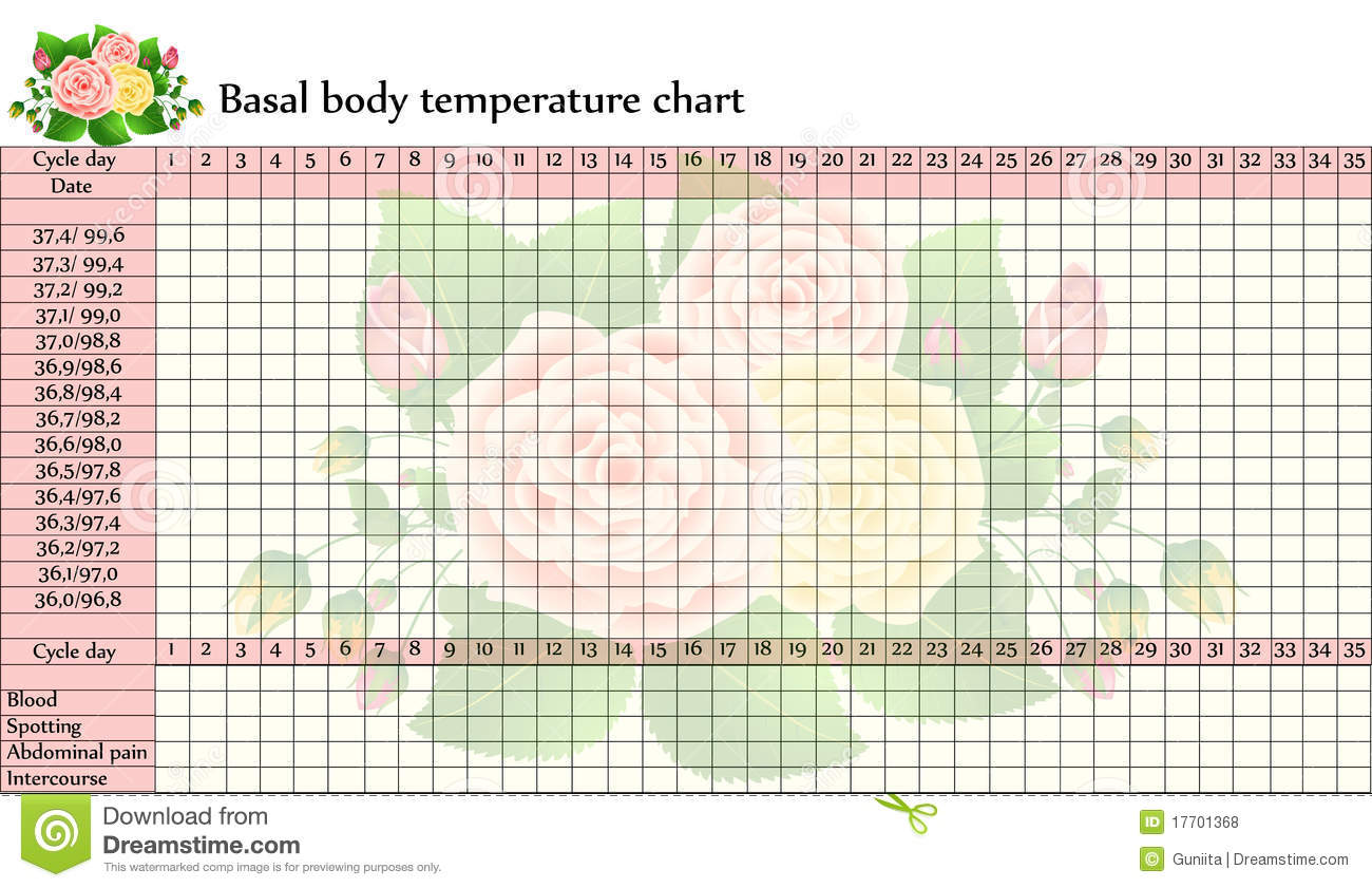 how to take basal body temperature