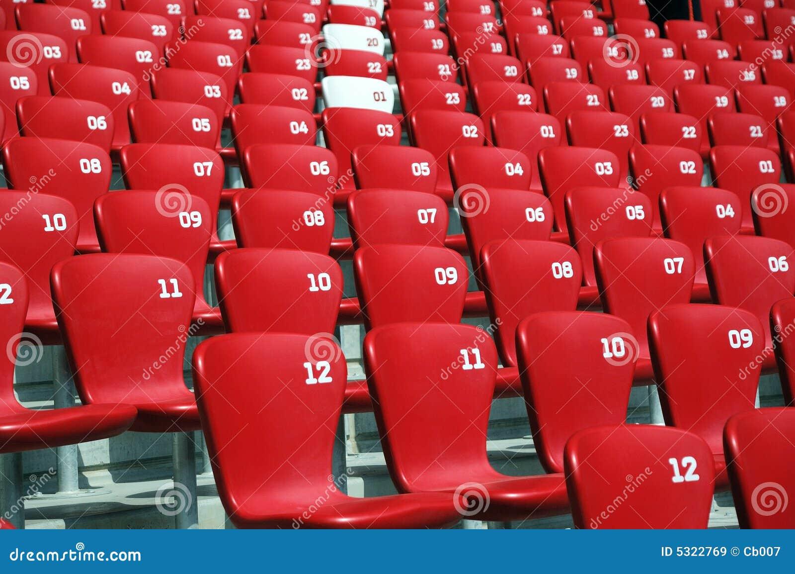 Download Basamento immagine stock. Immagine di punto, stadio, sedi - 5322769