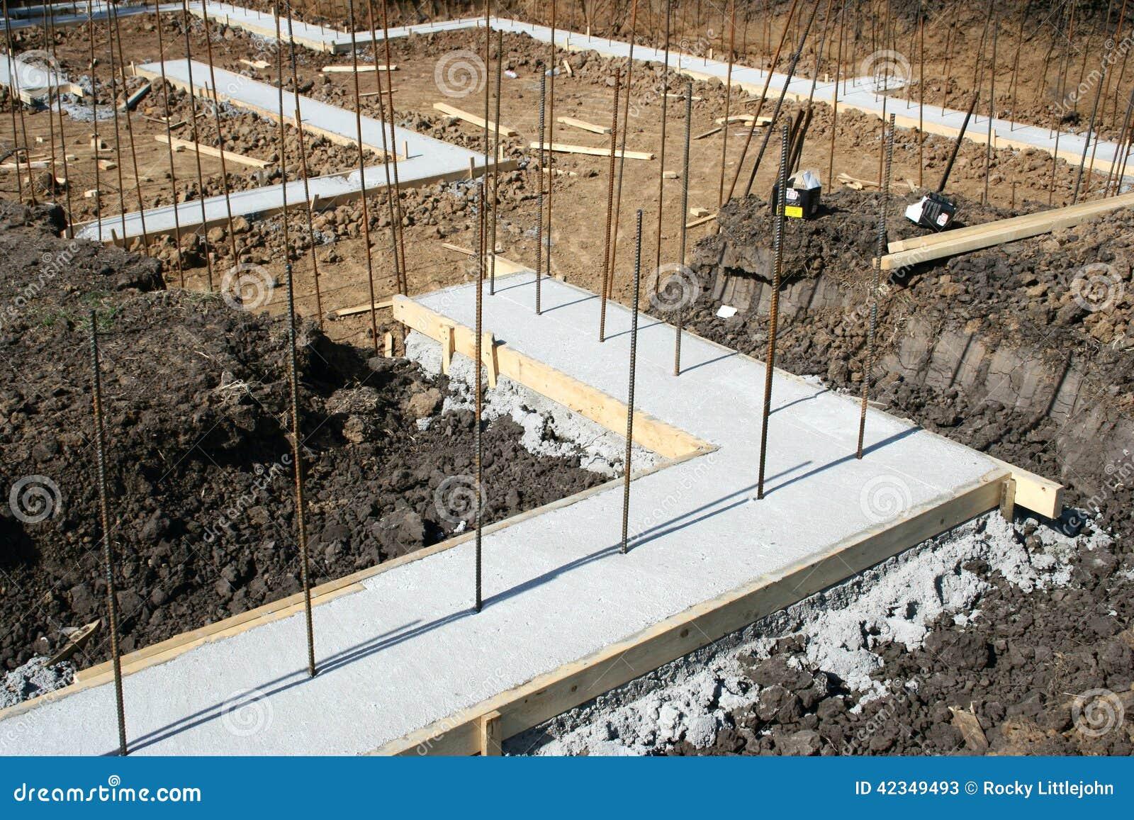 Basamento del fondamento