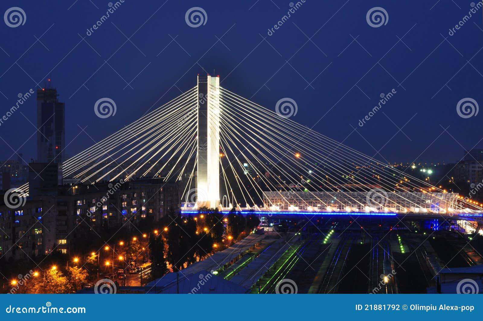 Basarab Brücke, Bucharest, Rumänien