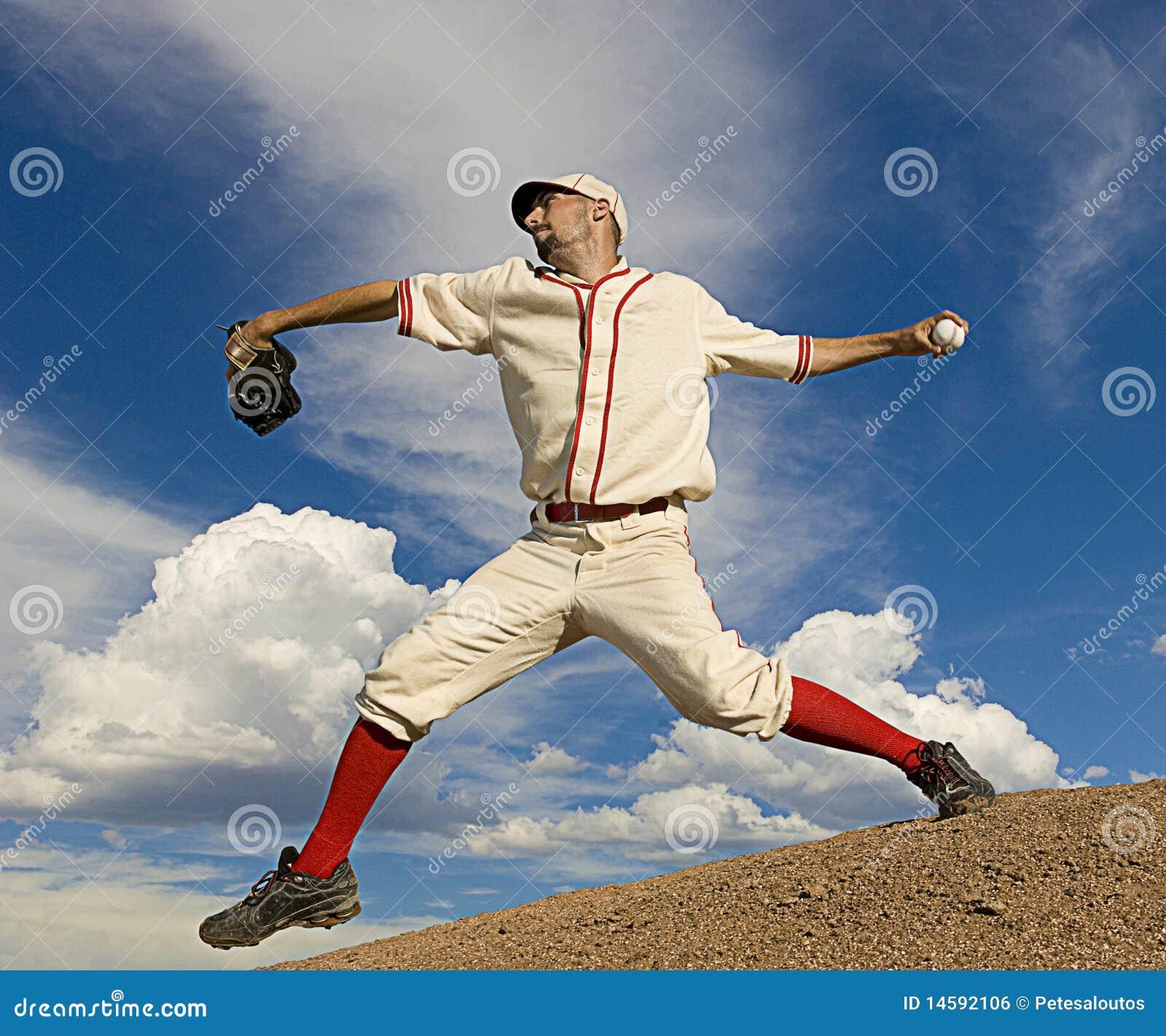 Base-ball de cru