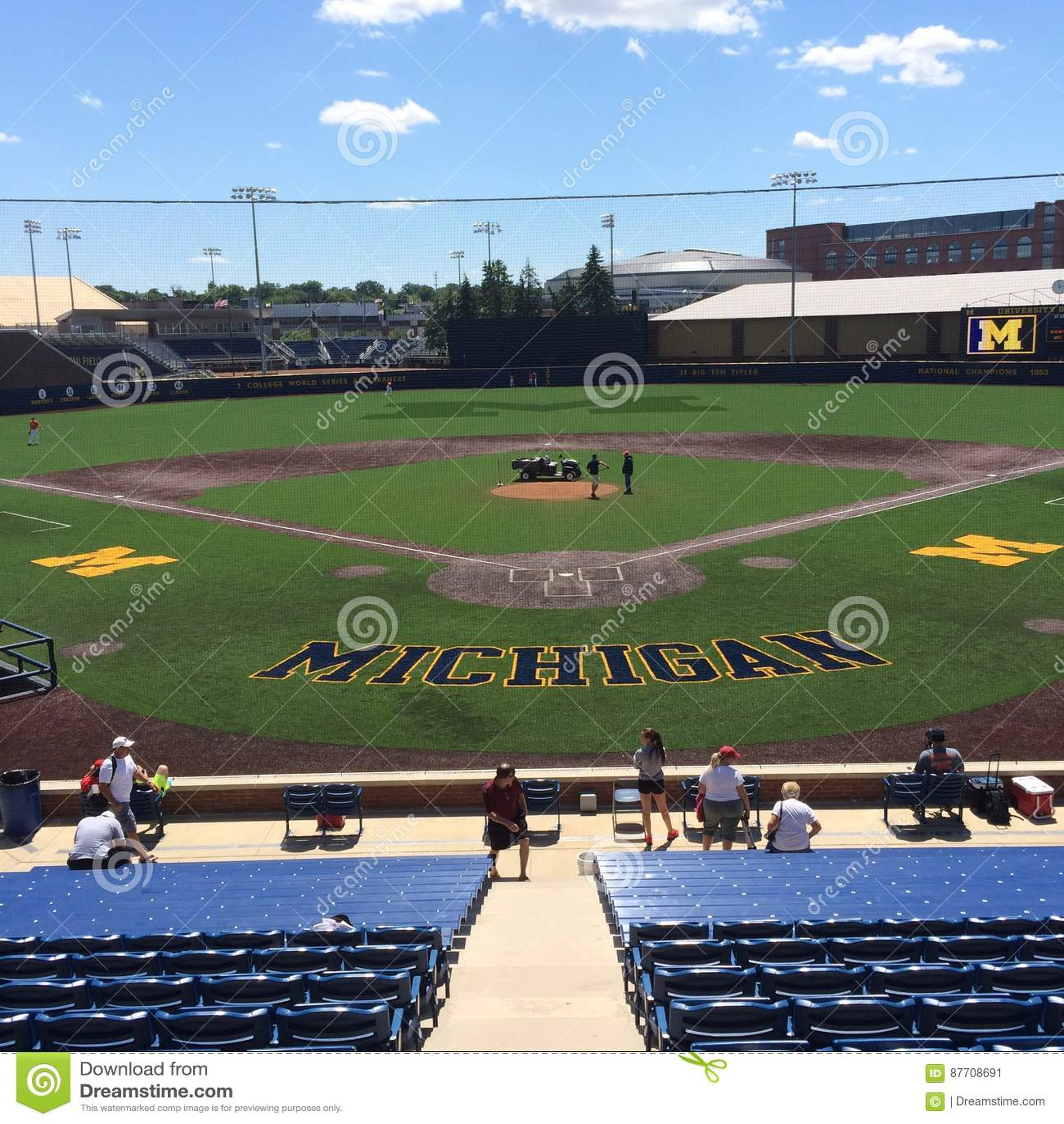 Base-ball du Michigan
