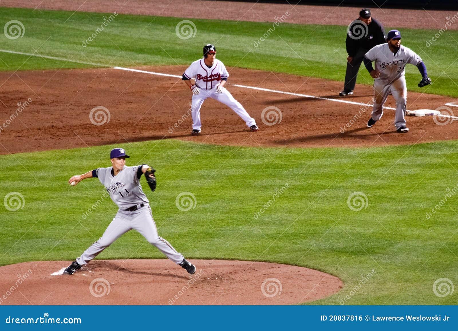Base-ball - un bon nombre d action !