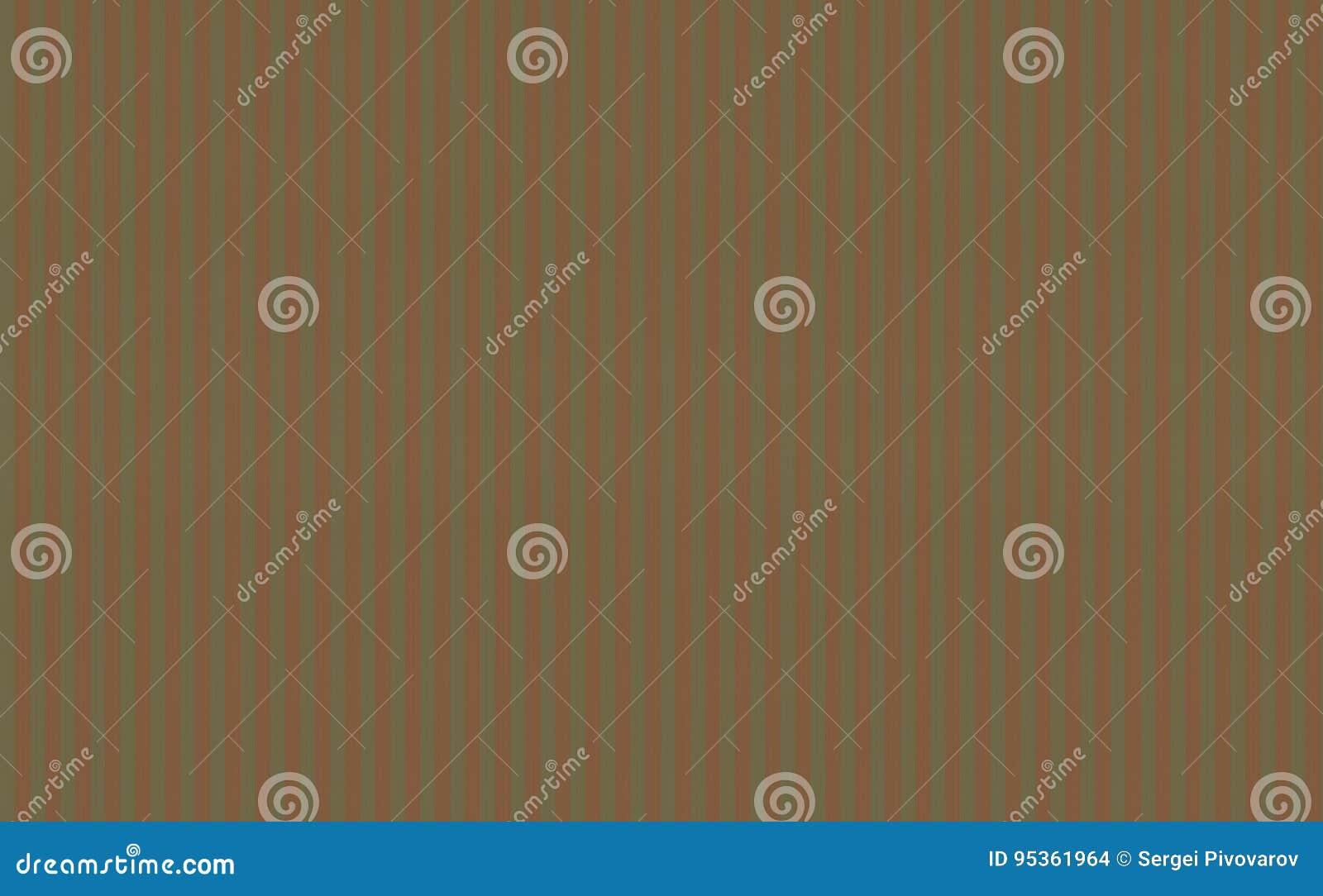 Base méditerranéenne de style de texture de fond de couleur olive kaki de toile avec la verticale orange rouge