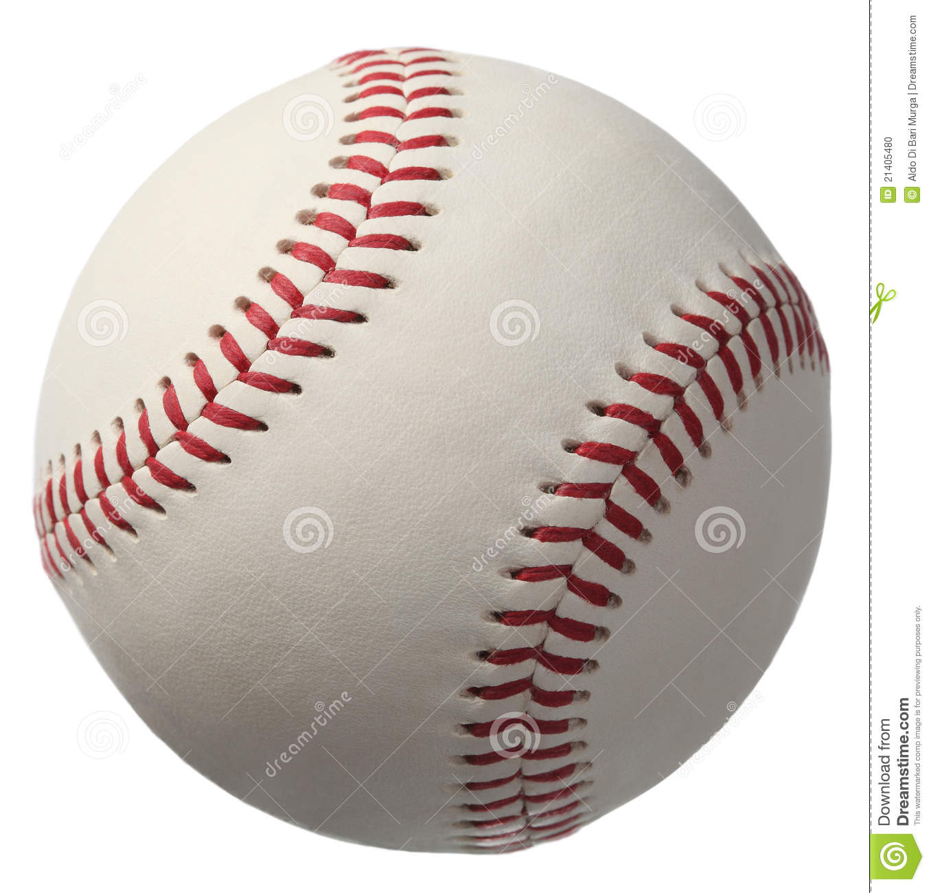 Baseball Ball Stock Photo - Image: 21405480