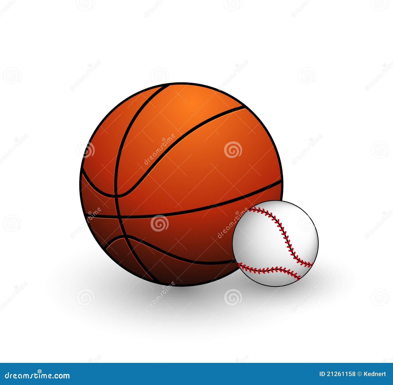 baseball and basketball balls symbols set royalty free vector baseball bat images vector baseball ball