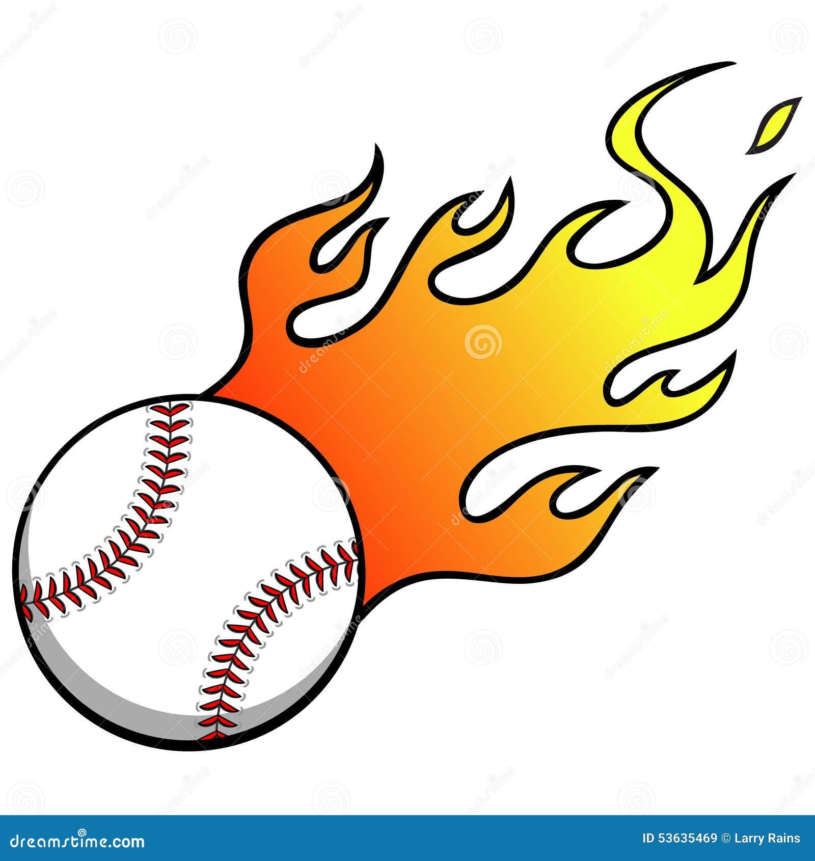 flaming softball clipart Baseball Logos Clip Art Baseball Bat Logo