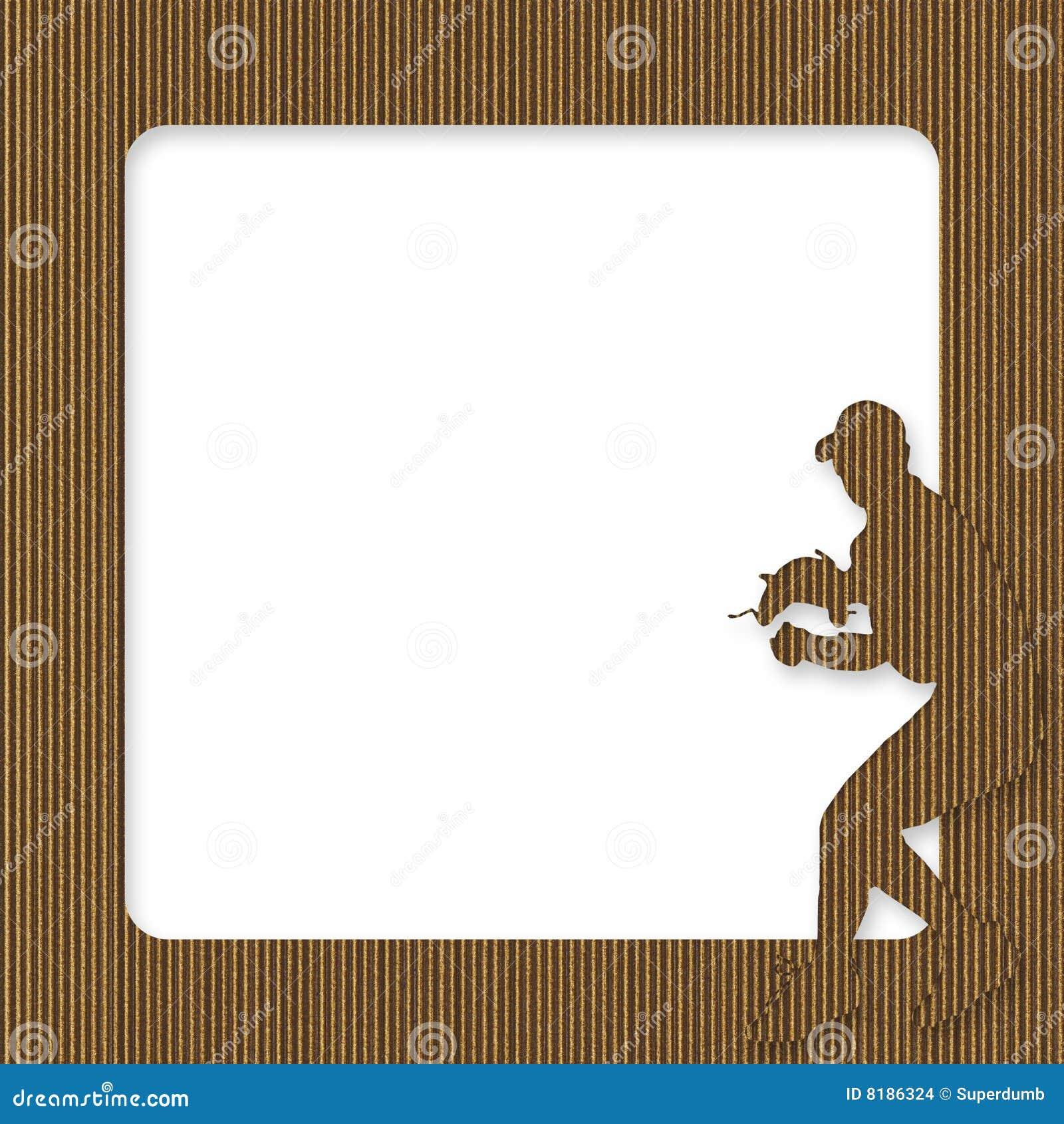 Baseball Frame Stock Images Image 8186324