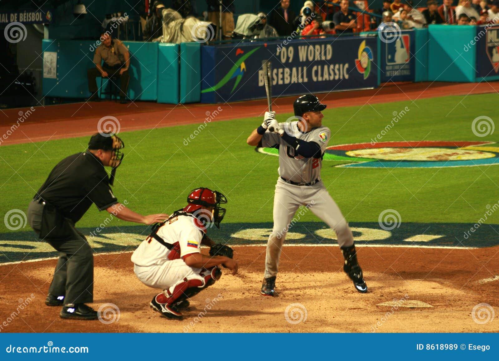 Baseball Game Editorial Stock Image Image 8618989