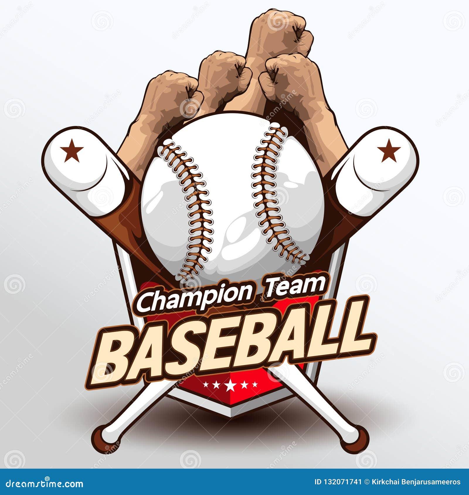 Baseball logo vector 223