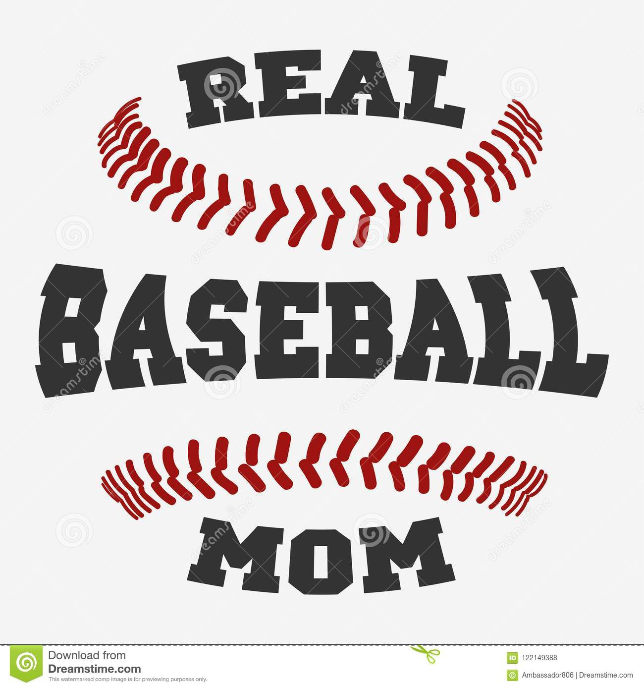 Baseball Mom Team Shirt Ideas