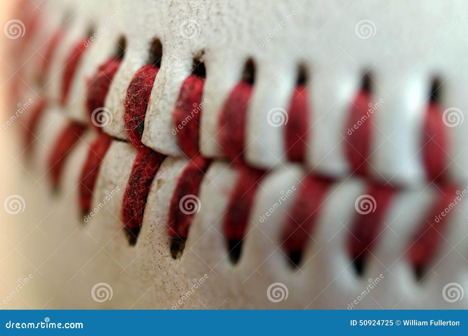 Baseball säumt Makro