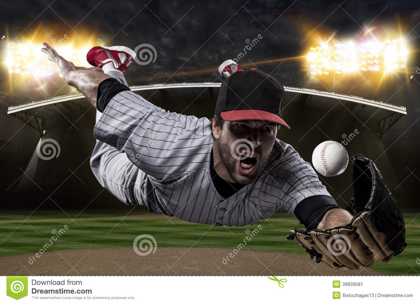 Baseball-Spieler