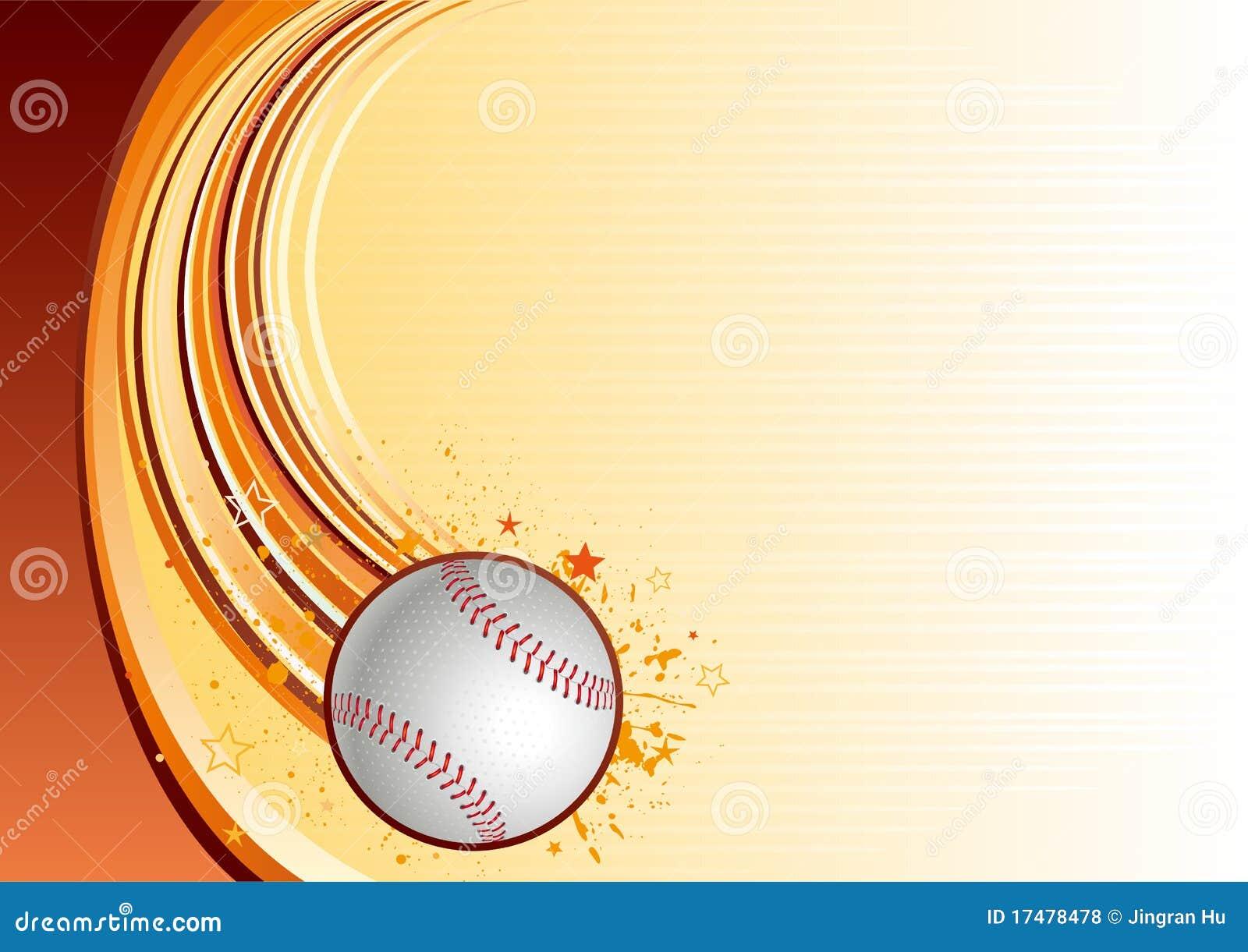 baseball sport background stock vector illustration of shape 17478478