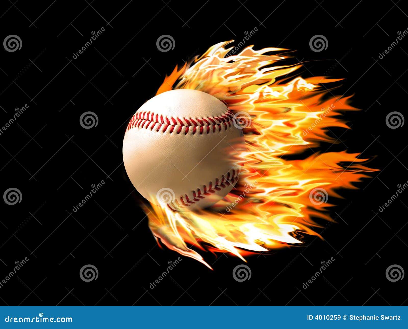 Baseball su fuoco