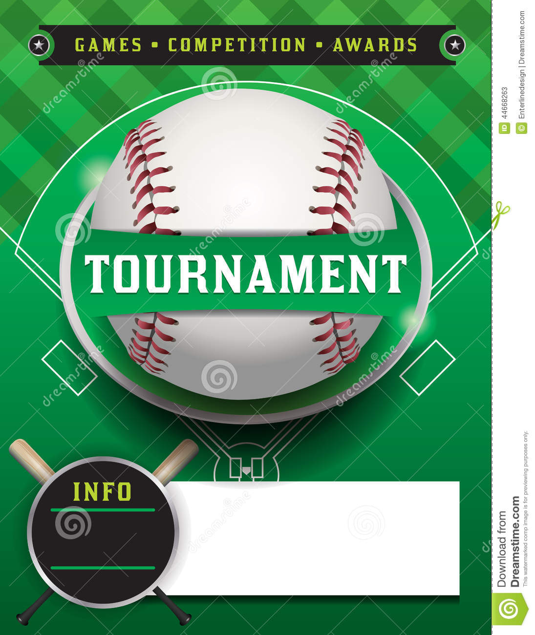 thumbsdreamstimecomzbaseball tournament templa