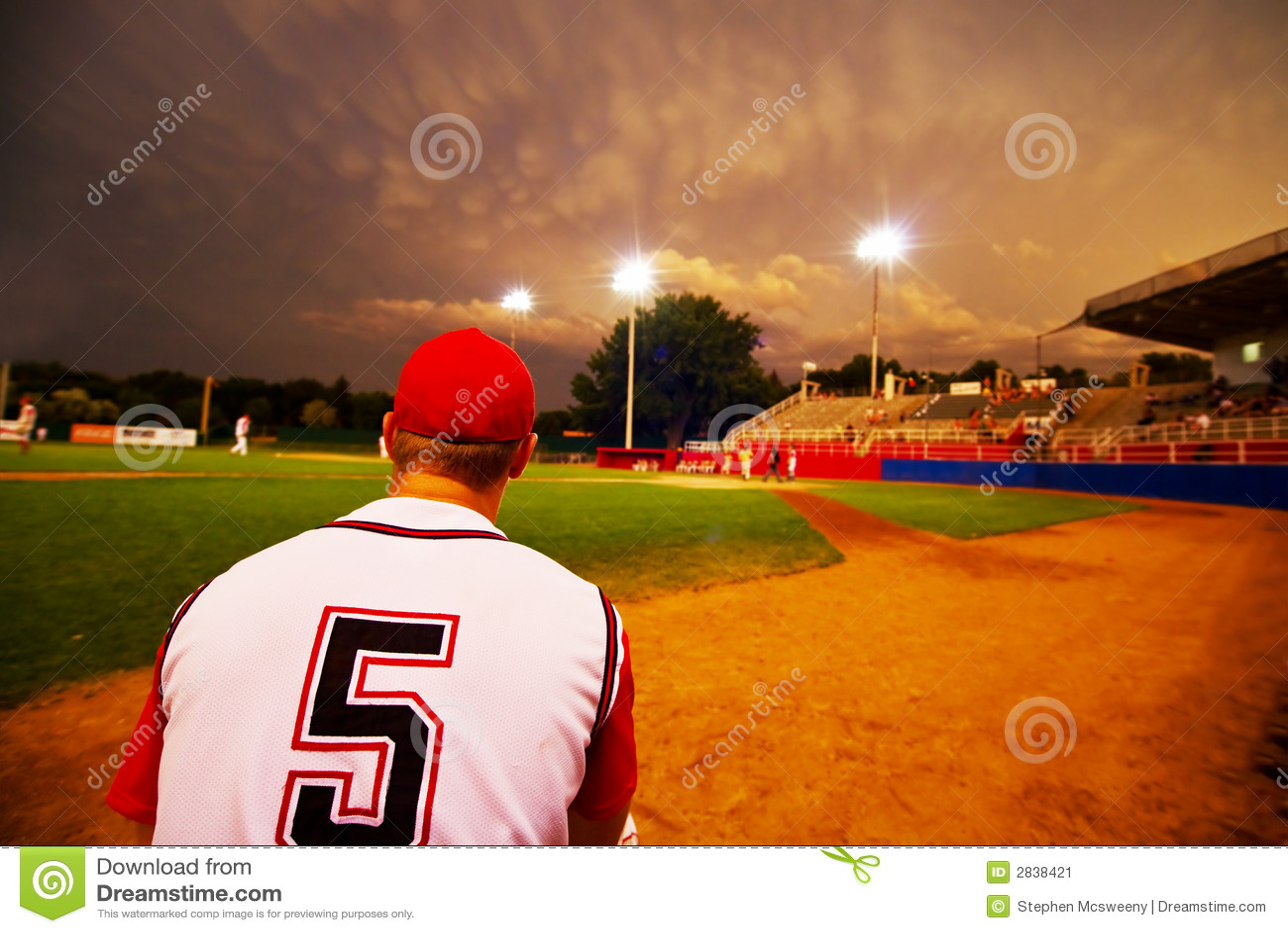Baseballafton