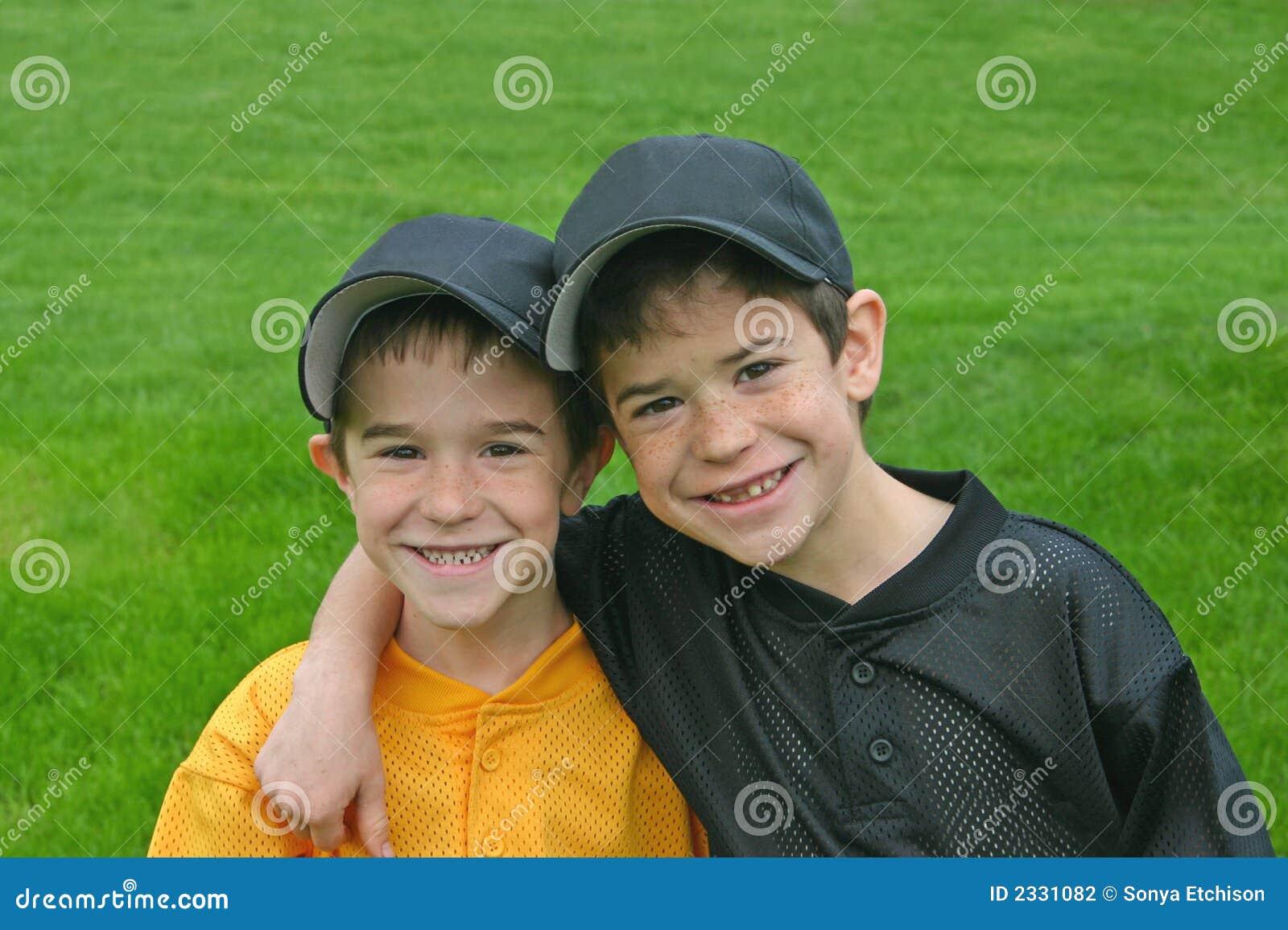 Baseballbroderlikformig