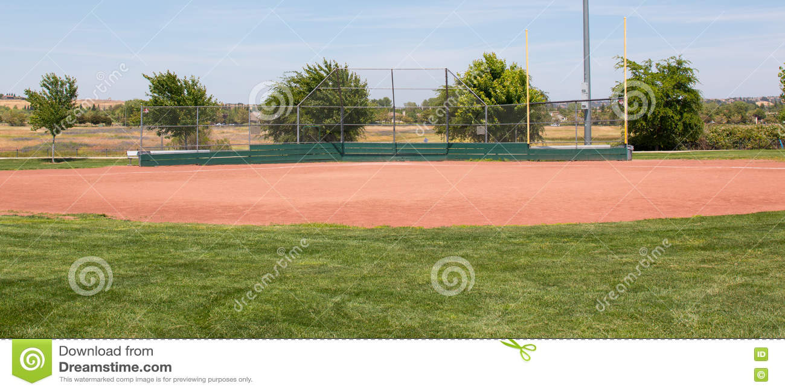 Baseballfältliga little