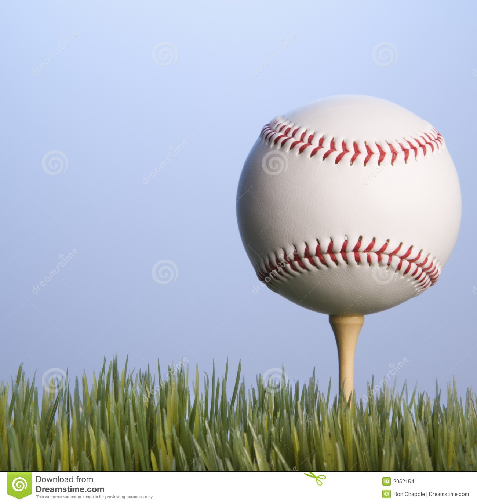 Baseballgolfutslagsplats