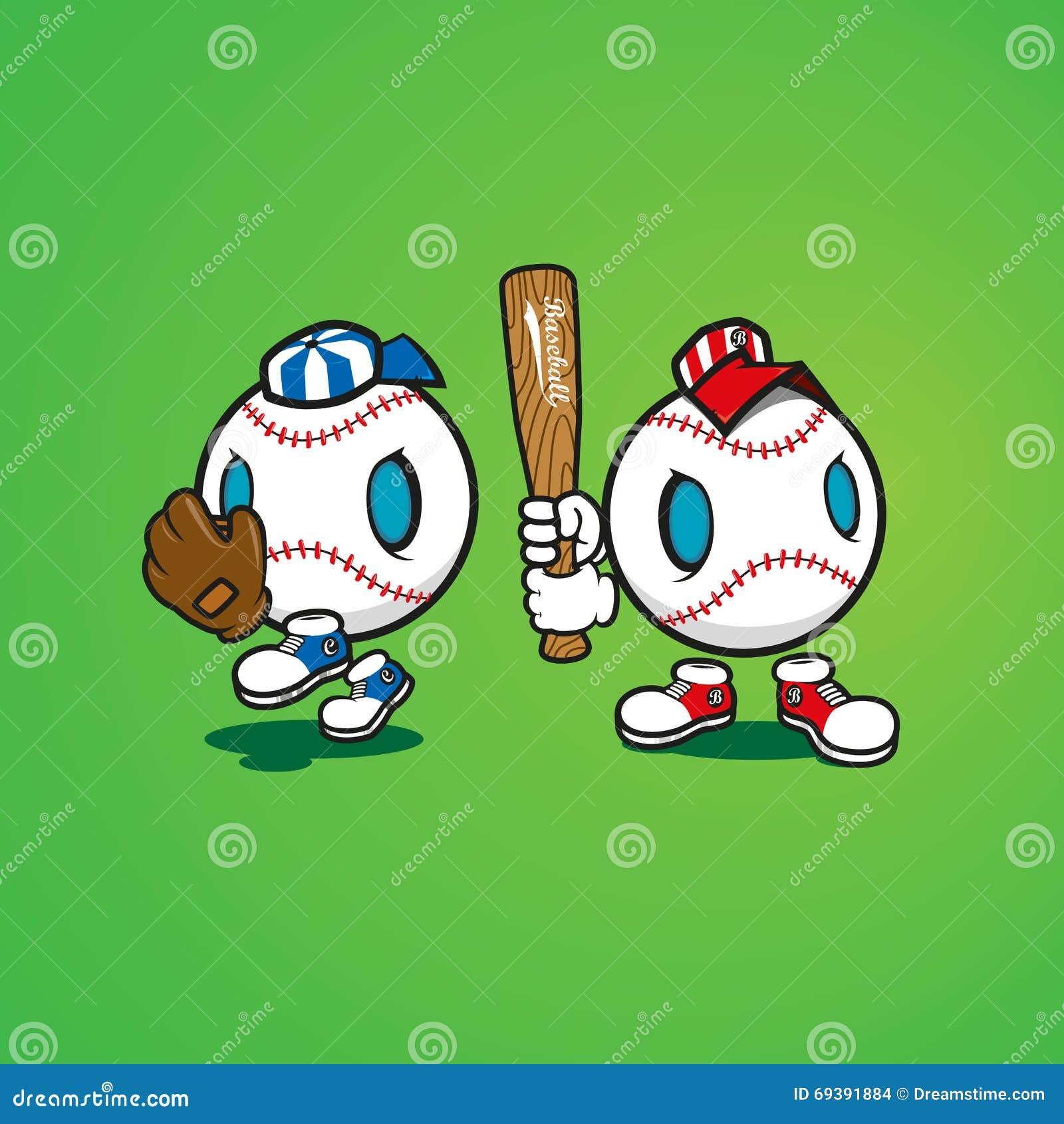 Baseballi charaktery