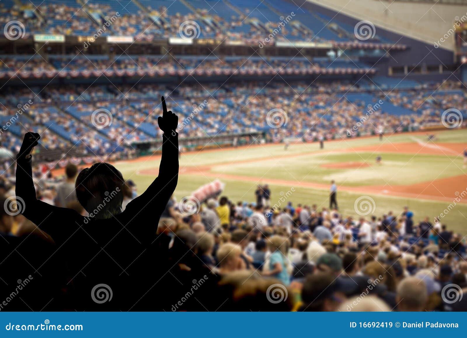 Baseballi fan
