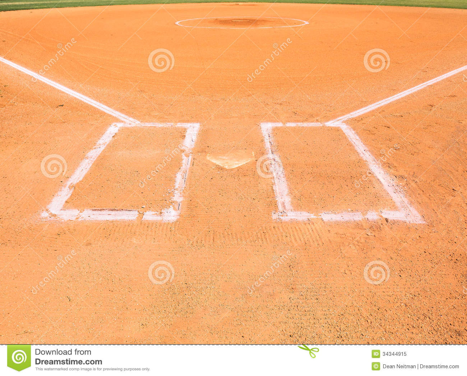 Baseballinfield