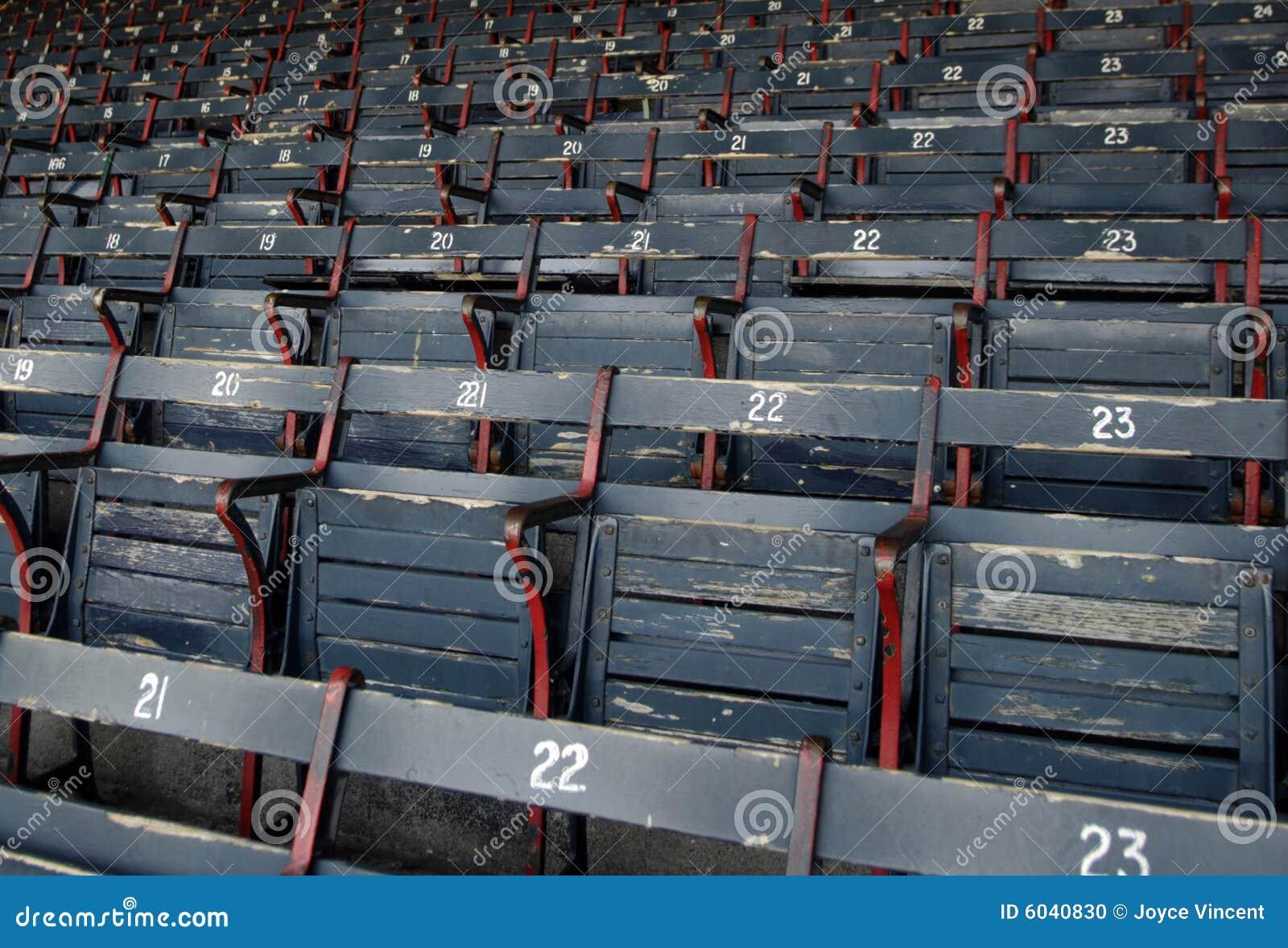 Baseballparkplatser