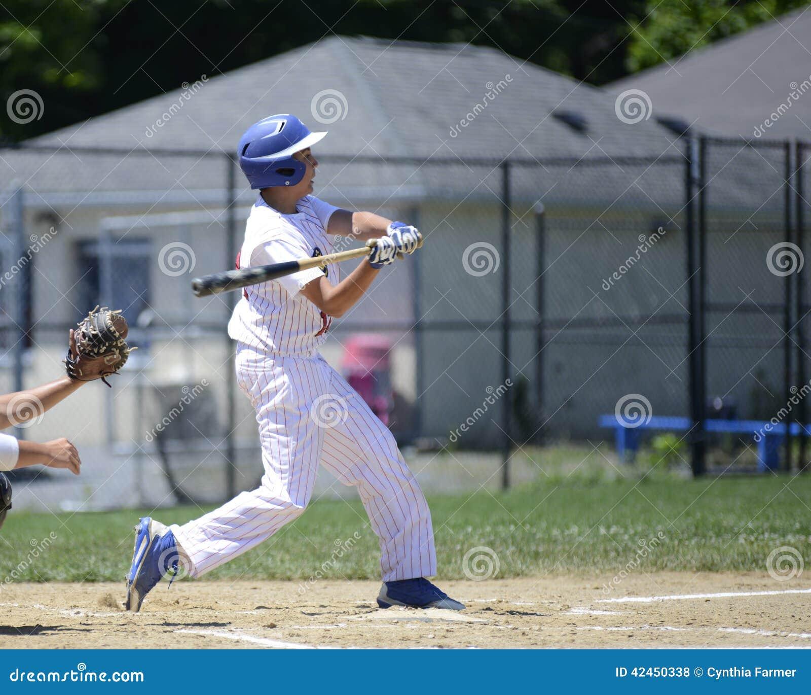 Baseballteigschwingen