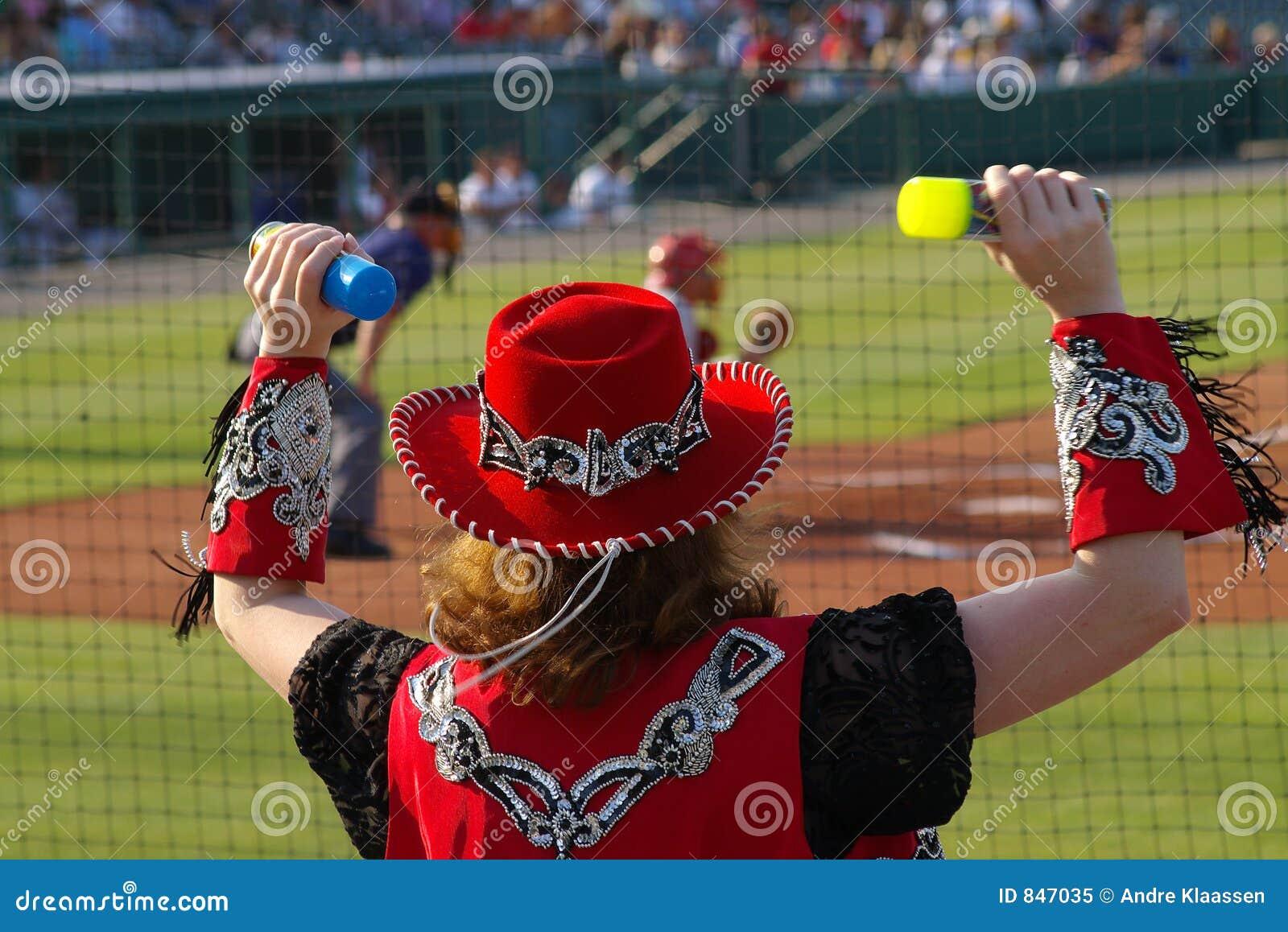 Baseballunderhållare