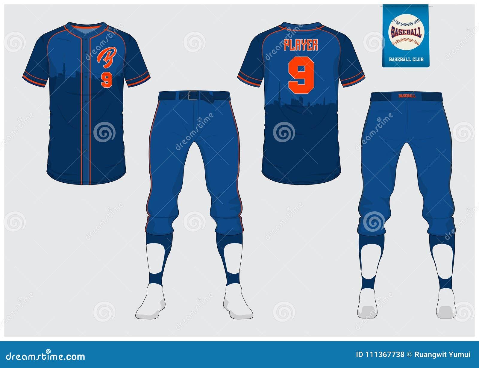 save off 1f623 03770 Baseballuniform, Sporttrikot, T-Shirt Sport, Kurzschluss ...
