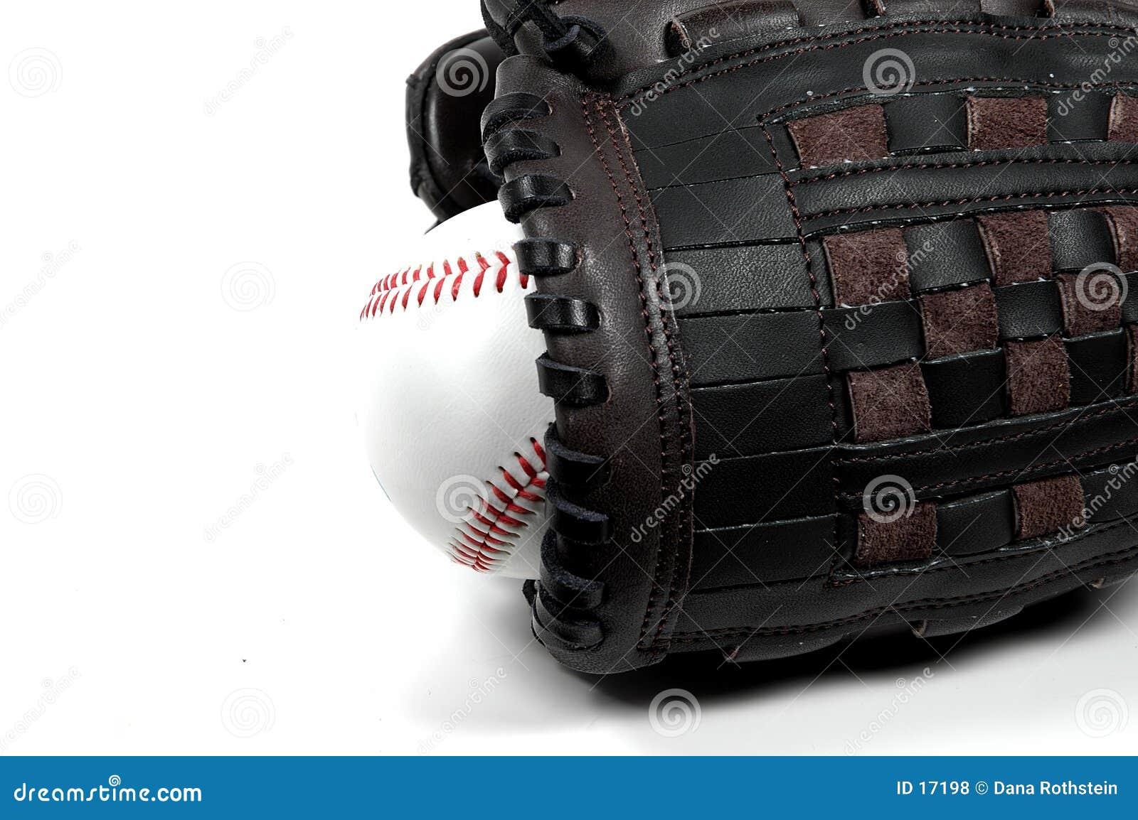 Basebol e luva