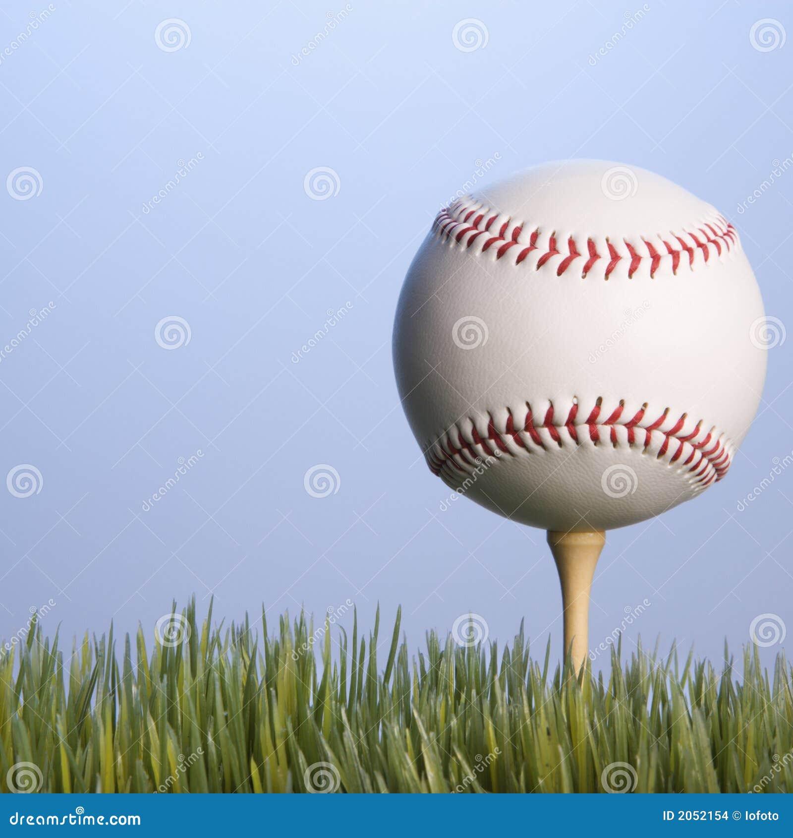 Basebol no T de golfe
