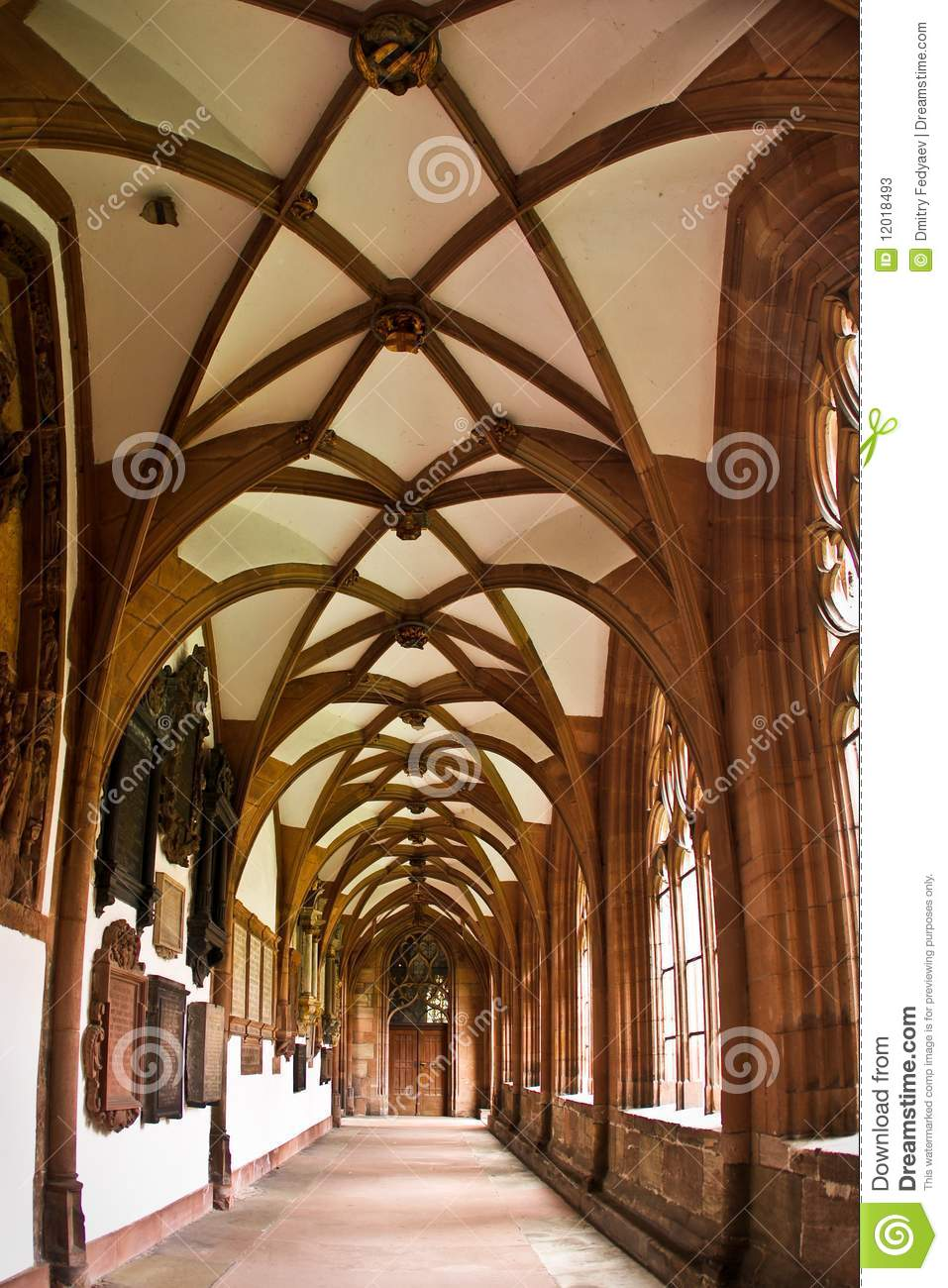 basel munster cathedral interior stock photos image 12018493. Black Bedroom Furniture Sets. Home Design Ideas
