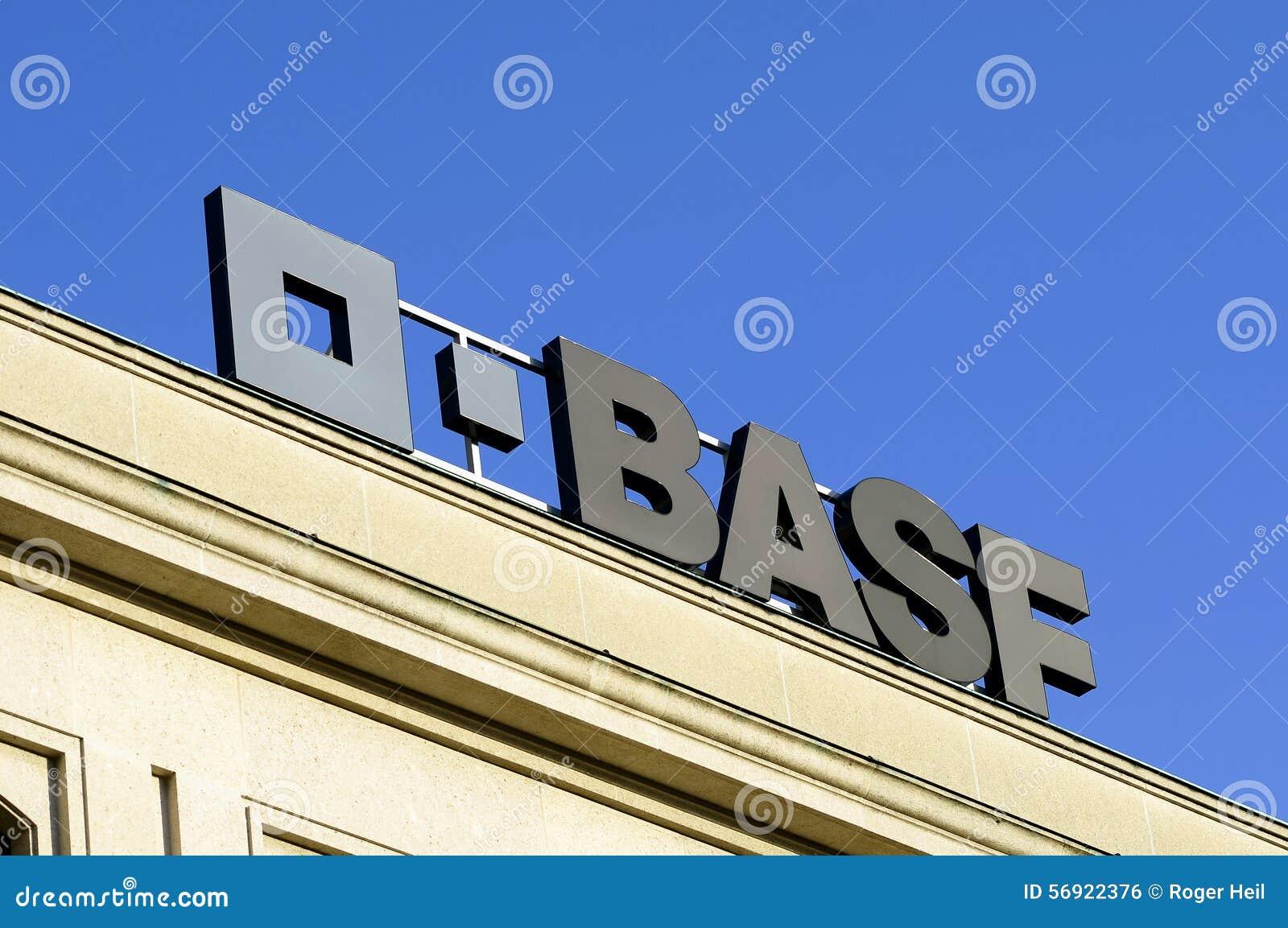 BASF - Logo editorial photo  Image of background, urban