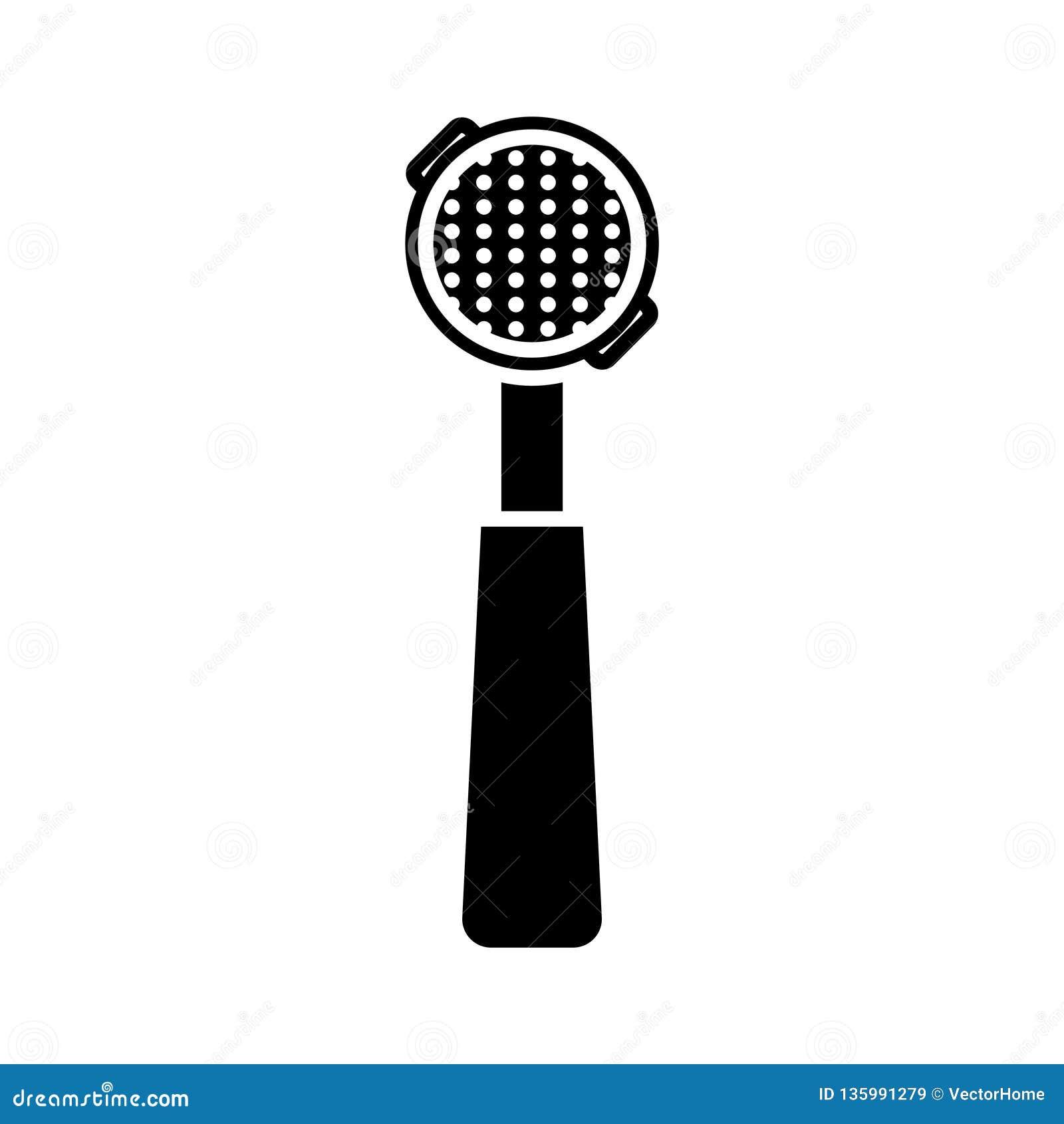 portafilter icon vector illustration stock vector illustration of white grinder 135991279 https www dreamstime com basic cmyk image135991279